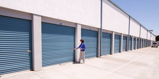 Self storage in castro valley