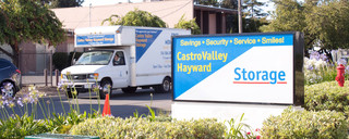 Hayward storage units castro valley