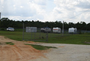 Rv Storage in Defuniak Springs, FL