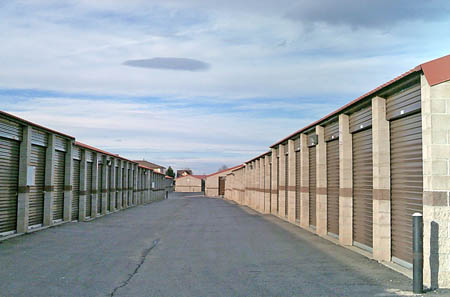 Aurora co outdoor self storage