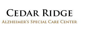Cedar Ridge Alzheimer's Special Care Center