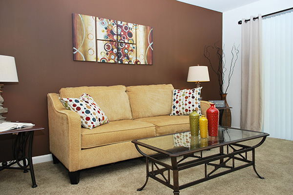 Choose your accent wall color