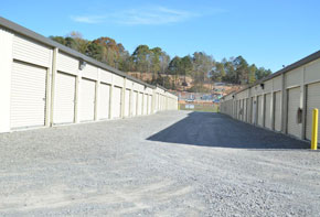 Self Storage Units in Pinson