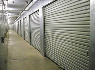 Livermore self storage interior