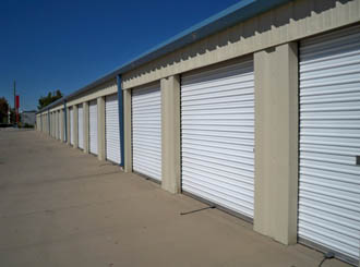 Oroville self storage units