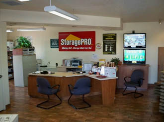 Self storage stockton ca office