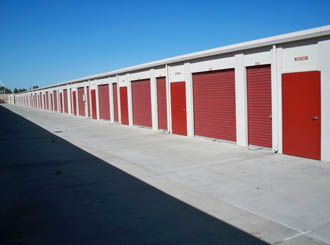Self storage stockton ca units
