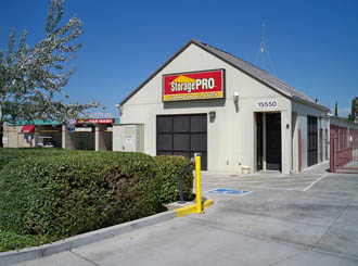 Lathrop ca self storage facility