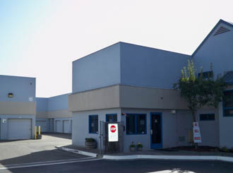 Santa rosa self storage facility