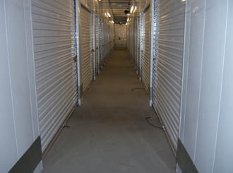 Carmel ca self storage units