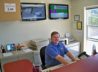 Grass valley self storage manager