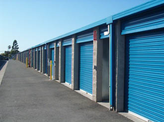 Antioch storage units