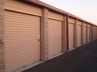 Milpitas ca self storage units