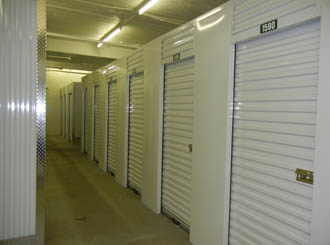 San francisco self storage facility