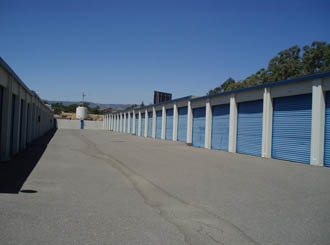 Vacavilla self storage units
