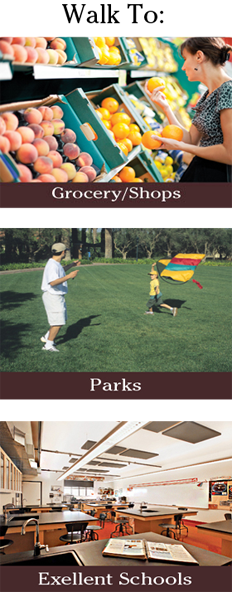 Village Green Apartments is a short walk to a variety of places in the neighborhood.