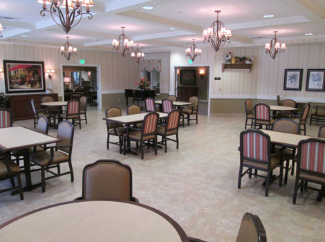 Dining room memory care redland