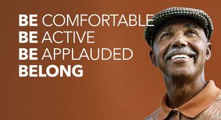 Be comfortable at senior living in Stockton.