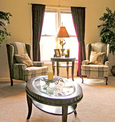 spacious senior apartments in Montoursville