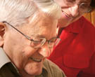 memory care services at Montoursville
