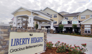 Liberty heights senior living in rockwall