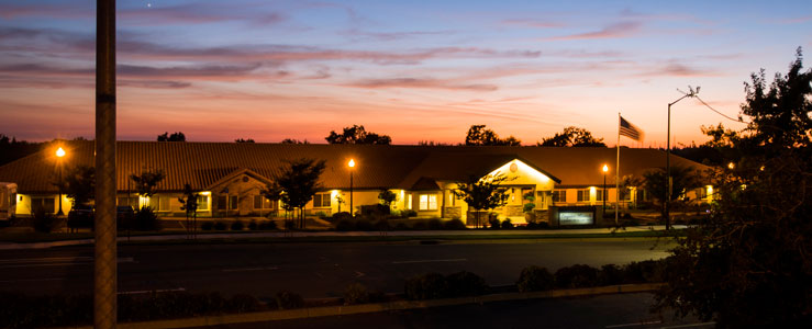 Folsom senior living