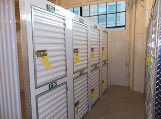 San francisco self storage interior