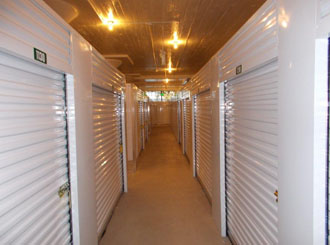 Self storage interior san francisco