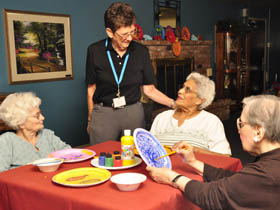 Programs at Villa Maria Care Center
