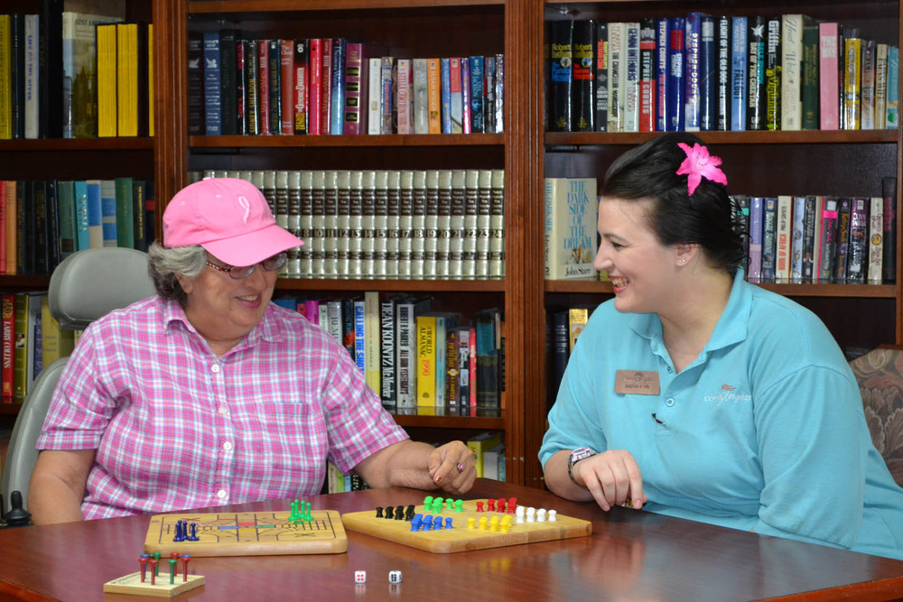 Mesa senior living activities