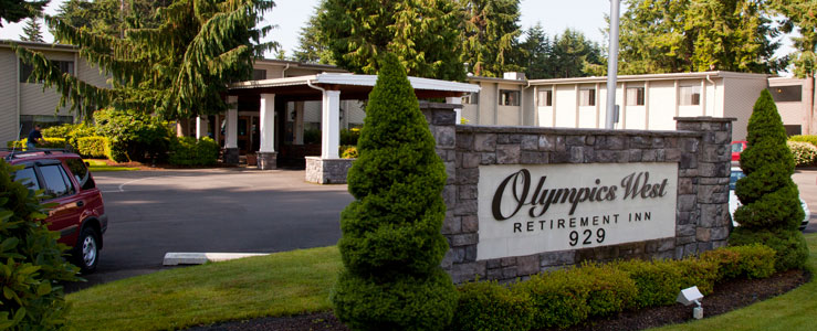 Tumwater senior living