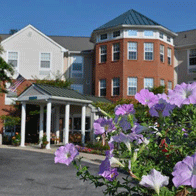 Morningside House Assisted Living community in Parkville, Maryland