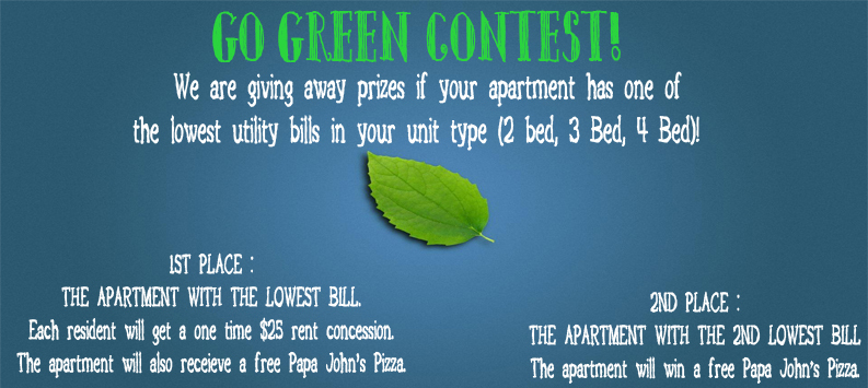 Go green contest g5
