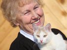 living with pets at Montoursville senior living
