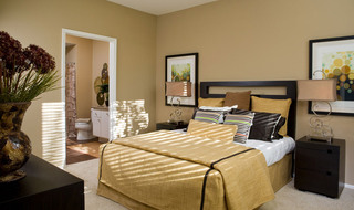 Riverside California bedroom