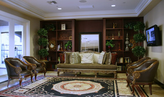 Formal lounge in Moreno Valley California