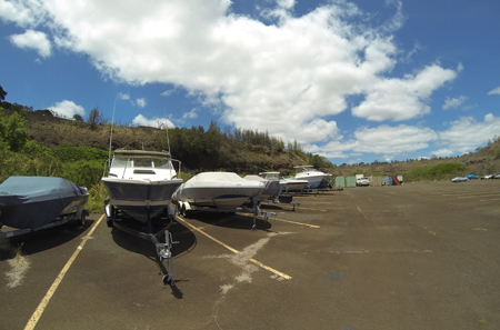 Rv boat auto self storage in waipahu