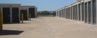 Self storage exterior units in Waco,TX