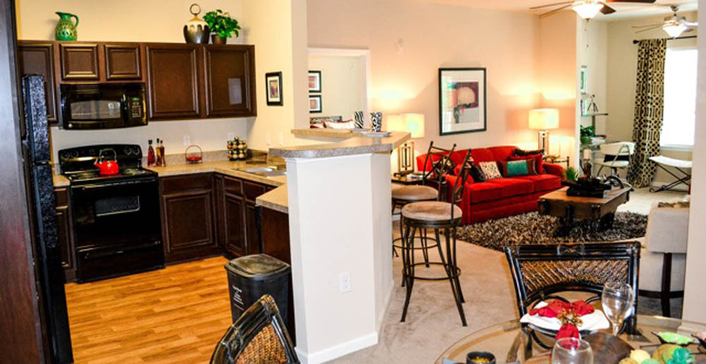 Spacious luxury apartments for rent in fayetteville