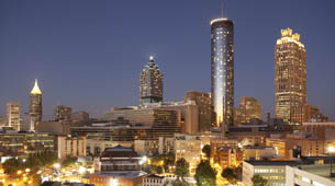 Downtown Atlanta neighborhood information