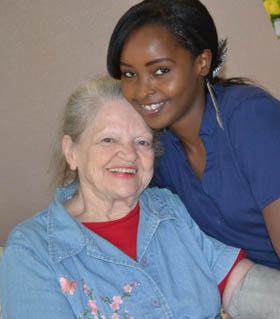 Services & Amenities at senior living in Tucson, AZ