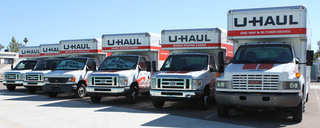 Ramona self storage offers U-Haul rentals