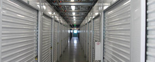 Self storage in Ramona hallway