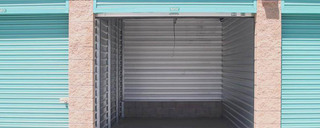 Huntington Beach self storage units interior