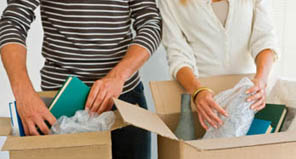 Packing and moving supplies available at Extra Storage locations