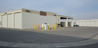 Self storage in Perris exterior