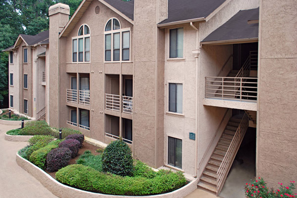 two bedroom apartments inside the Perimeter