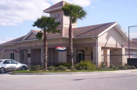 Bradenton Florida self storage units