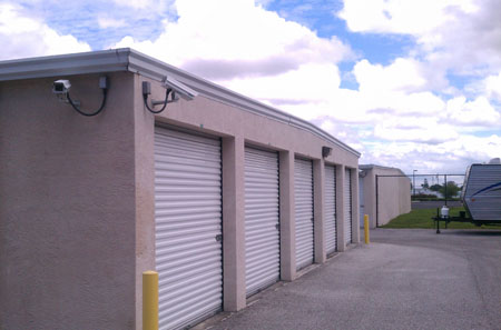 Outdoor storage in Bradenton Florida