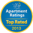 2013 Top Rated apartments in Medina